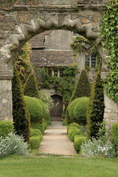 Magic Garden, Diy Garden, Shade Garden, Home And Garden, Garden Oasis, Balcony Garden, Garden Plants, Garden Ideas, Backyard Layout