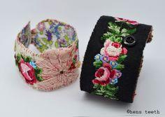 hens teeth : hand stitched Cuffs https://www.etsy.com/uk/shop/hensteeth?ref=hdr_shop_menu