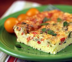 A treat for holiday breakfast: egg and cheese casserole with smoked salmon and leeks.