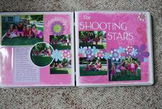 Traditional LO: shooting stars  by Angie on SS