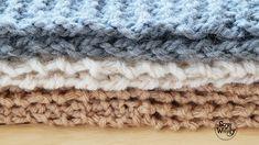 Puntos de orillo en el tejido dos agujas -Soy Woolly