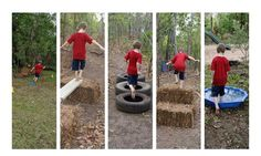 Obstacle course for Octoberfest 2013