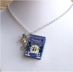 Hey, I found this really awesome Etsy listing at https://www.etsy.com/listing/211263065/the-chronicles-of-narnia-with-lion-charm