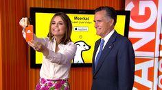 Romney talks boxing, going 'all Putin on' Savannah in first Meerkat