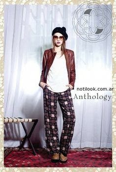 Look Casuales Anthology otoño invierno 2014