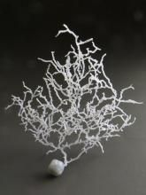 Neuron mapped by gamers in EyeWire, edited for printability | NIH 3D Print Exchange