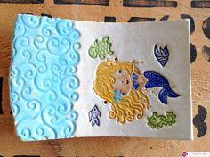 Keramik Seifenschale Meerjungfrau Arielle