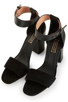 RAMBLE Square Toe Sandals...