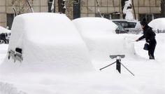 Στους -34 βαθμούς η θερμοκρασία στο Καζακστάν > http://arenafm.gr/?p=265293