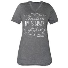 Simply Faithful By Simply Southern Grace Of God T-Shirt