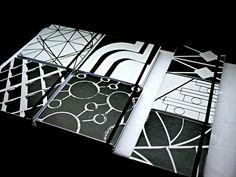(re)design notebooks by kroons kollektion, via Flickr