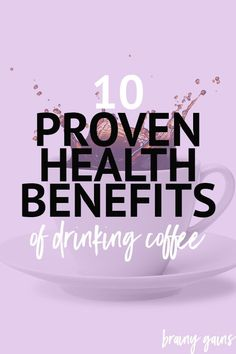 10 Proven Health Benefits of Coffee - Brainy Gains Lemon Benefits, Coconut Health Benefits, Coffee Health Benefits, Heart Attack Symptoms, Tomato Nutrition, Stomach Ulcers, Healthy Oils, Stay Healthy, Healthy Drinks
