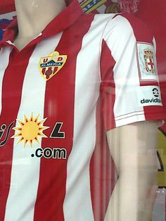 David Bisbal y UD Almeria2012-