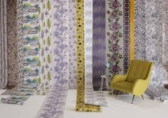 New Wave Wallpaper Collection from Graham and Brown