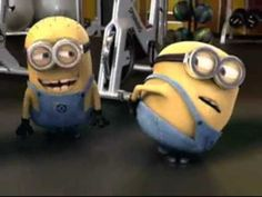 Minions in Training #FLVS #onthemove #minions