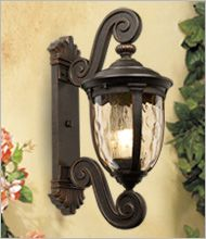 Great site for lighting and home decor....