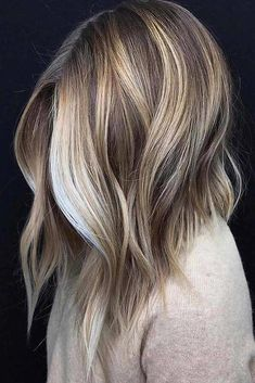 Soft Angled Long Bob #bob #mediumhair ❤ Try one of these 30 funky medium length hairstyles for thick hair. Thicker hair can be a pain to style, but with the right cut you can look like a goddess.❤  #lovehairstyles #hair #hairstyles #haircuts #shorthairstylesforthickhair