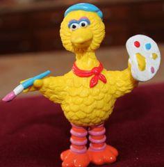Artist Big Bird