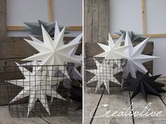 Papiersterne | DIY