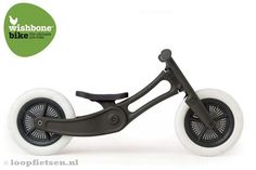 Wishbonebike Recycled Edition 2 in 1 | Loopfietsen.nl