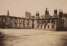 Direction d'artillerie, Place de l'Arsenal., Siege of Paris, Special Collections, Northwestern University Library
