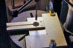 Cork Drilling jig 1