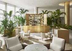 Market at EDITION pays tribute to Spain's iconic markets with a luxe approach to casual dining...