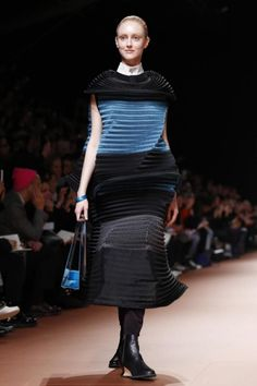 Issey Miyake Womenswear AW 2014 PLEATS! Collections - SHOWstudio - The Home of Fashion Film