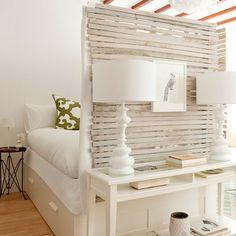 Studio Apartment Room Dividers Design, Pictures, Remodel, Decor and #Room Design #Apartment Design #Home Design  http://apartment-design-707.blogspot.com