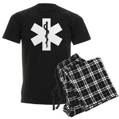 EMS Star of Life Cozy Pants and Tee
