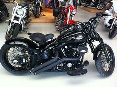 Still loving the crossbones | Harley-Davidson West Flanders