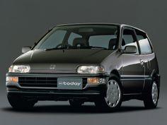 Honda Today QXi (JA3) '02.1990–12.1992