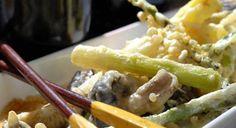 Tempura opskrift - hurtig og nem. Brødrene price laver denne lækre tempura, dejlig til grøntsager eller rejser. kan bruges til hverdag eller til fest