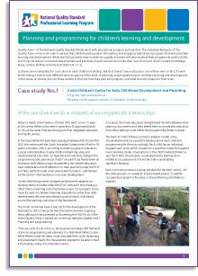 early childhood special education case studies