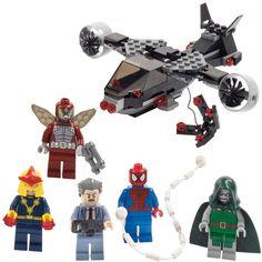 LEGO DC Universe & Marvel Super Heroes Sets