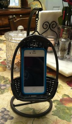 Pier one swingasan phone holder more