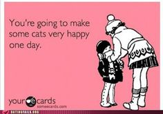 dating fails - Resigning to Be a Cat Lady Early On is Sad~ @Ashley Aboutaleb, this made me crack up!