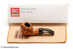 TobaccoPipes.com - BC Gentleman Roc 6 Tobacco Pipe, $67.20 #tobaccopipes #smokeapipe (http://www.tobaccopipes.com/bc-gentleman-roc-6-tobacco-pipe/)