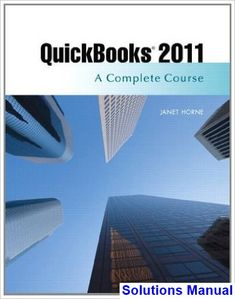 Financial management theory practice 14th edition free ebook solutions manual for quickbooks 2011 a complete course 12th edition by janet horne fandeluxe Images