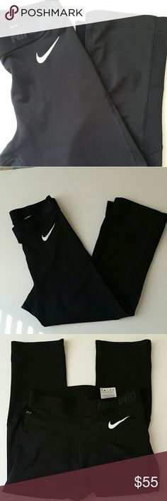 Nike Pro Dri -fit capri leggings  size S Excelent Condition Nike Pants