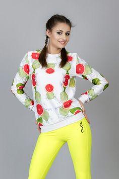 Sweatshirt Grejpfrut