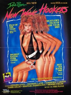 New Wave Hookers (1986, USA)