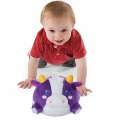 And its PURPLE!!! Wiggimals™- Cow from #littletikes - $14.99
