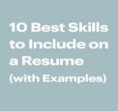 Learn how to highlight 10 common skills employers look for on your resume, how to choose between hard and soft skills, and more with Indeed Career Guide. Interpersonal Communication, Communication Skills, Resume Skills List, Wanted Ads, Functional Resume, Simple Resume, Career Inspiration, Time Management Skills, Listening Skills