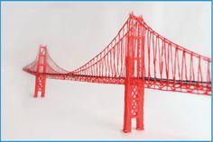 12 фантастических шаблонов для 3D-ручек