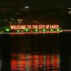 Bhopal- City of lakes....!!
