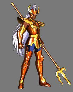 Saint Seiya: Brave Soldiers. Krishna
