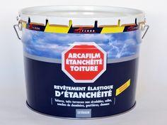 Produit d'étanchéité pour toiture - ARCAFILM etancheite Produits d ...