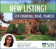#NewListing in prime #Teaneck area! Come see this 4 bedroom 2 car garage beautiful home! Call Debra Botwinick - V & N Realty - 201-851-1035.  More information & Photos ==>http://ift.tt/2fPDaHf  More Listings. More Experience. More Sales. #teaneck #bergenfield #newmilford #realestate #veranechamarealty #njrealestate #realtor #homesforsale - http://ift.tt/1QGcNEj