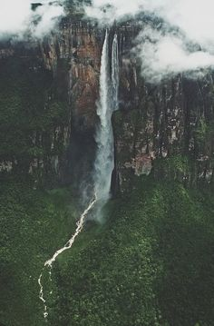 Angel Falls, Venezuela | A1 Pictures